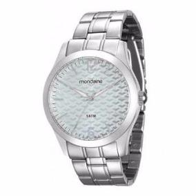 Relógio Mondaine 78713m0mvna2 Pulseira Prata