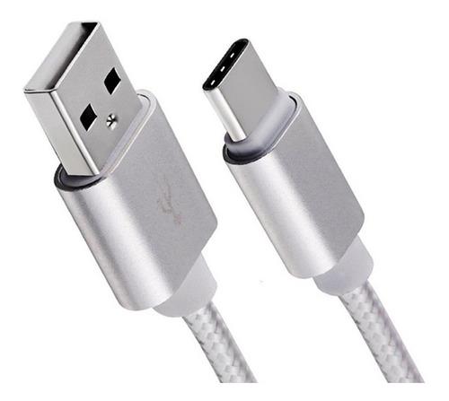 Cable Usb Tipo C Carga Rápida 1m