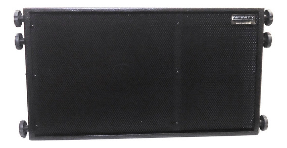 Gabinete Caixa Line Array 12 Pol Com Ferragem Infinity Audio