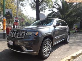 Jeep Grand Cherokee 5p Summit Elite Platinum,v8 5.7l, Piel