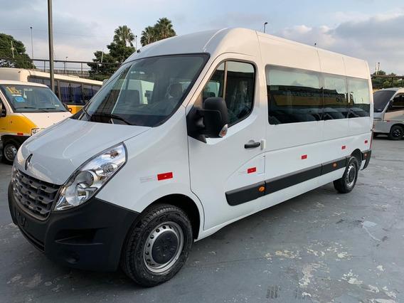 Master Minibus Executiva 16 Lugares L3h2 2019/2020 Zero Km.