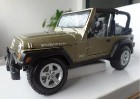 Carro De Colección Jeep Wrangler 1:27 Leer Descripción