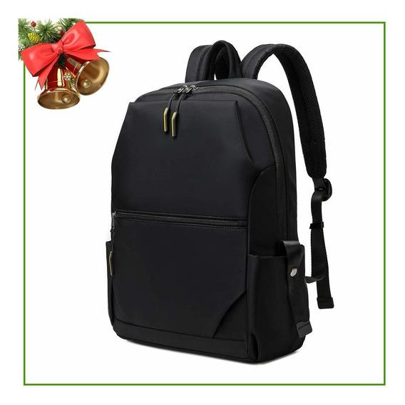 Unisex Casual Daypack, Slim Durable School Backpack Light