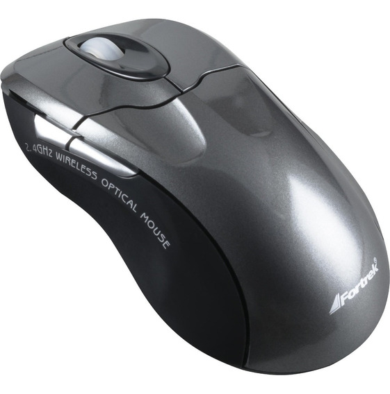 Mouse Sem Fio Fx Zeus 2.4ghz Grafite Fortrek