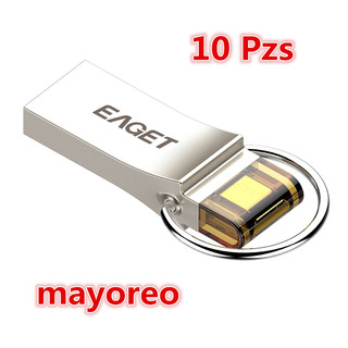 Memoria Usb 32gb Eaget V90 Usb3.0 Flash Drive, 10pzs Mayore