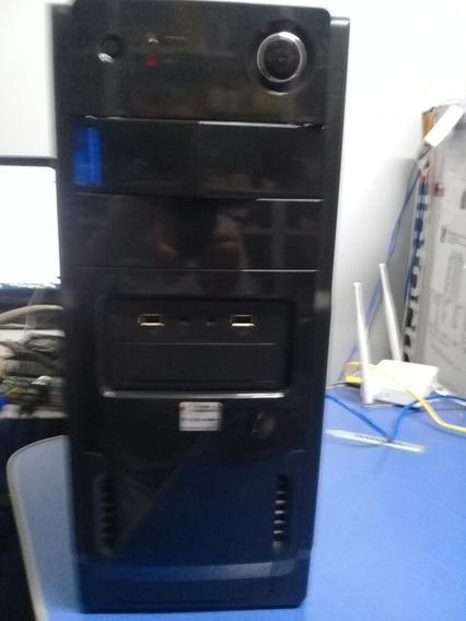 Pc Intel I3 3.20 4gb Hd 500gb Pl Mãe O&m Chip Intel 1155