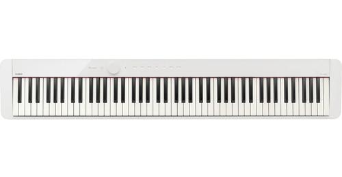 Piano Digital Casio Privia Px-s1000 We Pxs1000 White