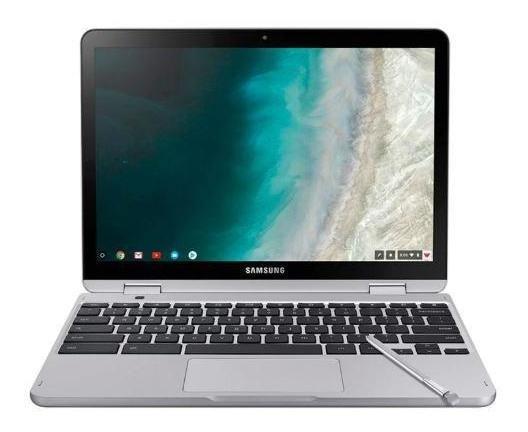Samsung Chromebook - Xe521qab Prata