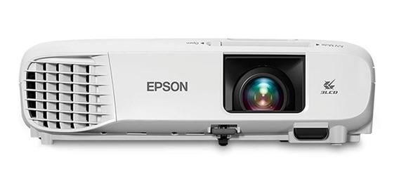 Projetor Epson Powerlite W39 3500 Lumens Wxga - V11h856024