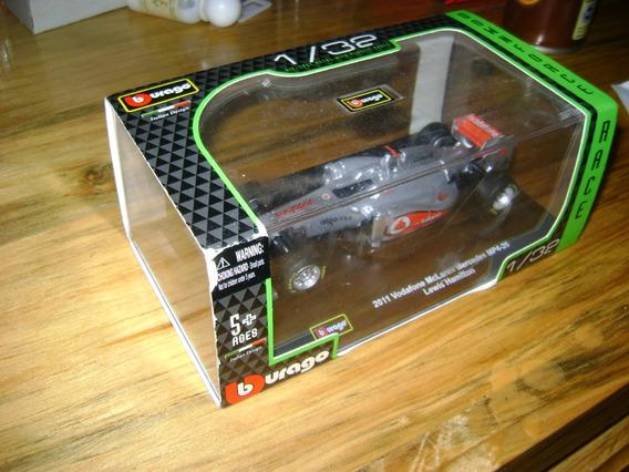 Carro Escala Ferrari Formula 1 F1 Burago Original 1/32