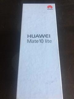 Celular Huawei Mate10 Lite Impecable