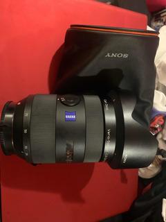 Objetivo Sony Ilce 24:70mm F/2.8 Carl Zeiss Vario Sonnar