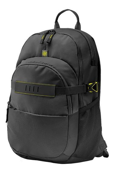 Mochila Hp Explorer T0e28aa Para Notebook 15,6 Preto