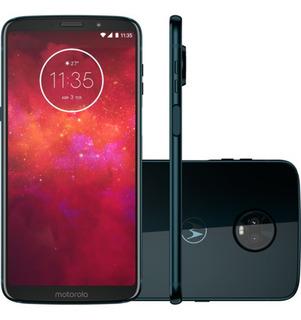 Motorola Moto Z3 Play Xt1929-5 64gb 4gb Ram Mostruário