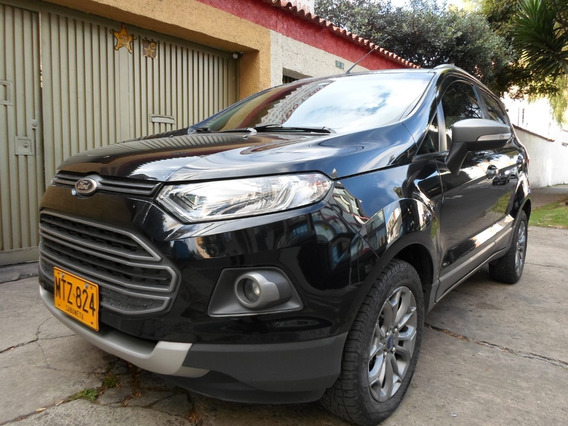 Ford Ecosport 2013 Freestyle Mecanica
