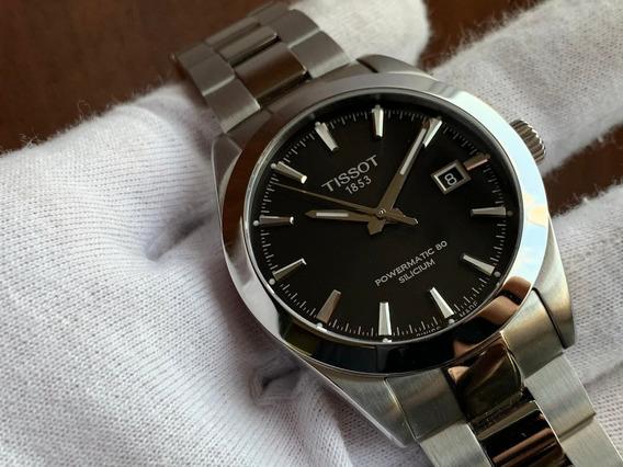 Relógio Tissot Classic Powermatic 80 Silicium T1274071105100