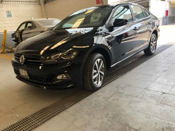 Volkswagen Virtus Comfortline Automatico 2020