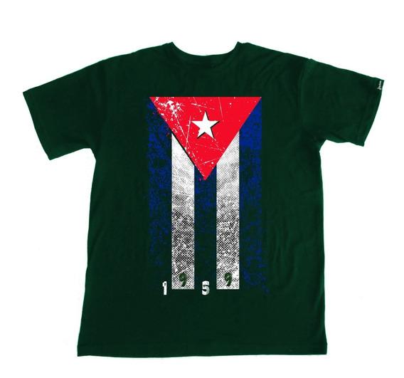 Camiseta De Cuba - 1959 - Tripalium