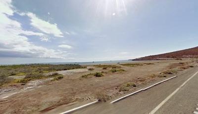Id:50827, Terreno Turístico A Pie De Carretera Con Playa Privada, Ubicado En Una Zona Tranquila Con Vista Panorámica Cerca De Costabaja Golf Club, Excelente Para Desarrollar Para Mayores Informes