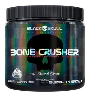 Pré Treino Bone Crusher 30 Doses - Black Skull
