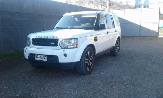Land Rover Discovery 4 3.0 Diesel 4x4