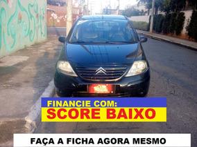 Citroën C3 Completo Financie Com Score Baixo