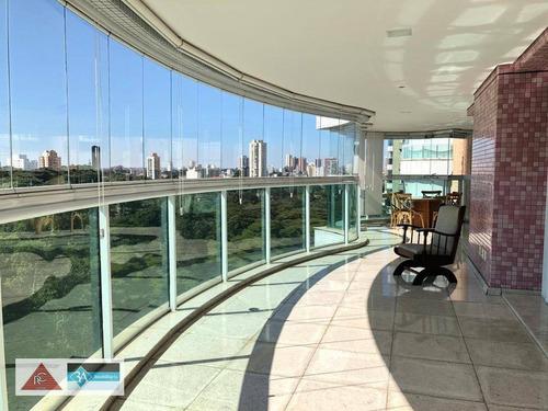 Imagem 1 de 28 de Apartamento Com 2 Dormitórios À Venda, 241 M² Por R$ 2.400.000 - Jardim Anália Franco - São Paulo/sp - Ap6116