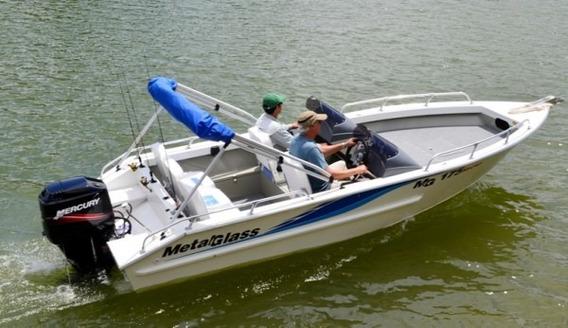Metalglass Mg 175 Sport- 0 Km - Somente O Barco Bravonautica