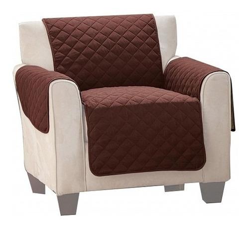 Imagen 1 de 1 de Forro Cobertor Protector Para Sofa Muble De 1 Puesto