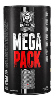 Mega Pack Hardcore Darkness 30 Packs - Animal Pak