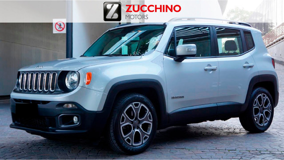 Jeep Renegade Longitude 1.8 | 0km 2020 | Zucchino Motors