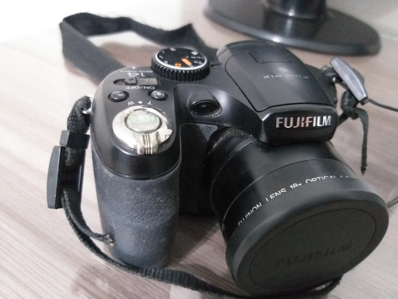 Fujifilm Semi Prof Câmera Digital 14 Mp Com Lente Zoom