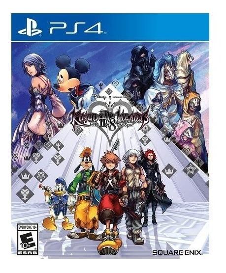 Kingdom Hearts Hd 2.8 Final Chapter Prologue Ps4 Novo