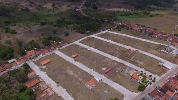 Lotes A Venda No Loteamento Villa Dos Ipês Em Canguaretama. Prontos Para Construir, Px Ao Centro Da Cidade, Há 15min Da Praia - Te0882