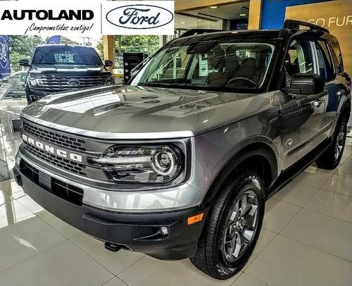 Ford Bronco Wildtrak Bend 4x4 2.0 - 2021