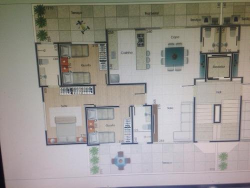 Apartamento Com Area Privativa - Jaragua - Ref: 3735 - V-3735