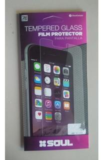 Vidrio Protector Templado + Funda Tpu Motorola G7 Power