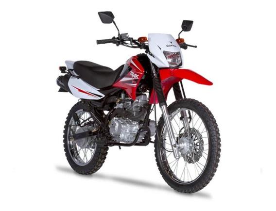 Corven Triax 150 R2 Año 2020 Ciudad Moto! Solo Con Dni!!