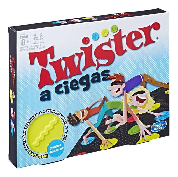 Juego De Mesa Twister A Ciegas - Hasbro