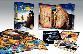 Blu-ray The Goonies / 25th Anniversary Collector´s Edition
