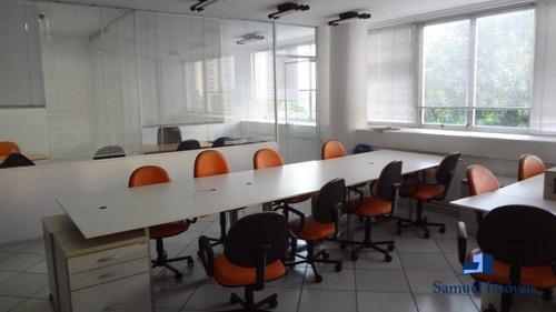Imagem 1 de 5 de Conjunto À Venda, 114 M² Por R$ 1.799.000,00 - Brooklin - São Paulo/sp - Cj0494
