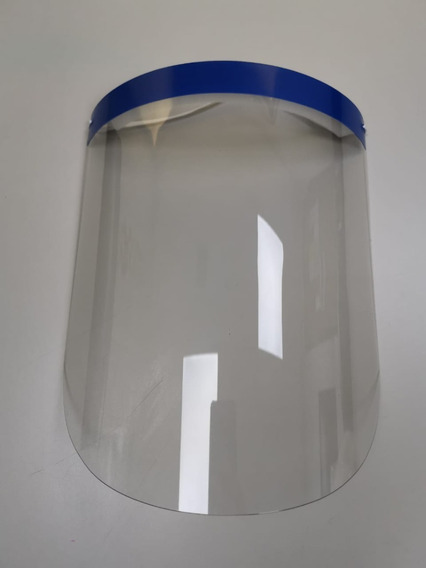 Protector Facial Careta Paquete 25 Pza (termoformado)