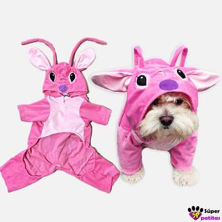 Disfraz Angel, Novia De Stitch Para Perros