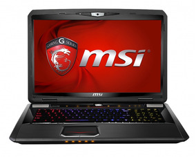 Msi Gt70 2pc Dominator 17 - 24gb - Gtx870m 3gb - I7 4810mq