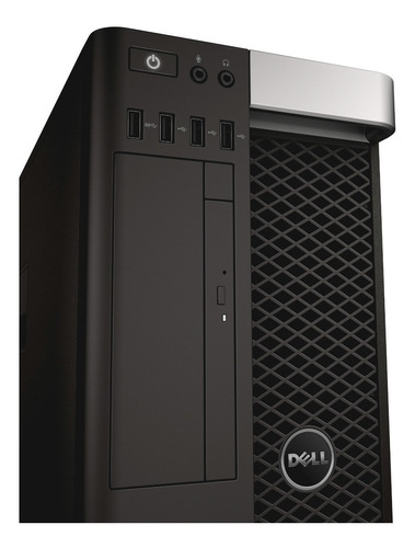 Desktop Dell Precision 5810 Xeon E5-1650 64gb 12tb Nvidia Nf