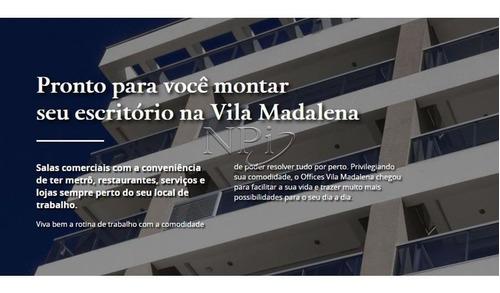 Offices Vila Madalena - Salas Comerciais Na Vila Madalena | Npi Imoveis - V-1387