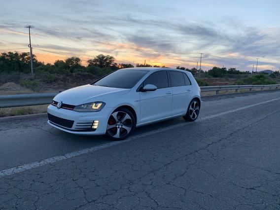 Volkswagen Gti 2016