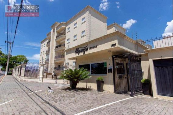 Apartamento Com 3 Dormitórios À Venda E Locação, 92 M² - Santa Claudina - Vinhedo/sp - Ap0344