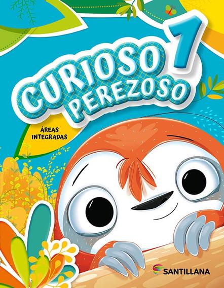 Curioso Perezoso 1 - Santillana