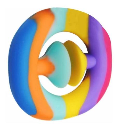 Imagem 1 de 8 de Ventosa Comprimir Brinquedo Anti Stress Fidget Toy Sensorial